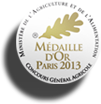 M�daille d'or